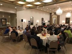 York Breakfast with Ron Hostetler